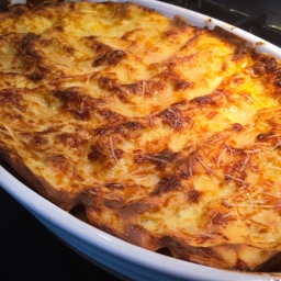 beef lasagna (….the best you have ever had)