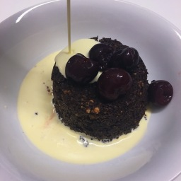 rich chocolate pudding (gf, rsf)